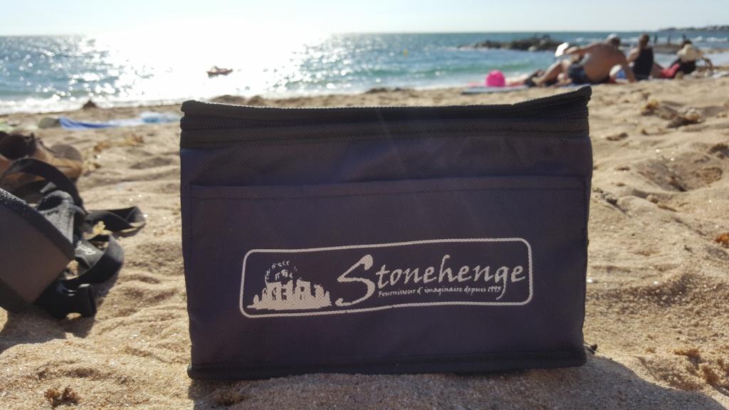 Stonehenge à la plage